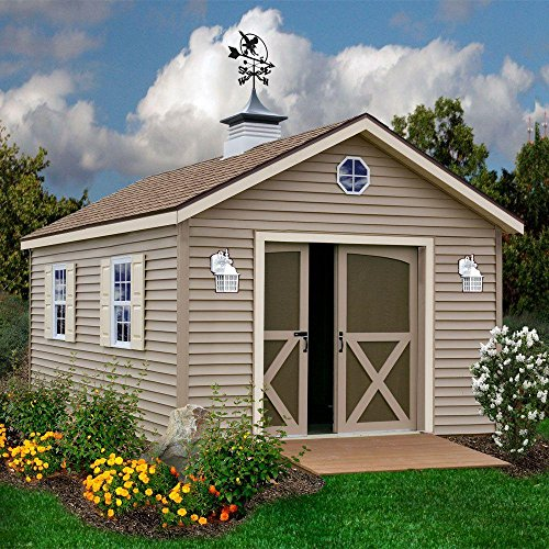 South-Dakota-12-ft-x-12-ft-Prepped-for-Vinyl-Storage-Shed-Kit-0-0