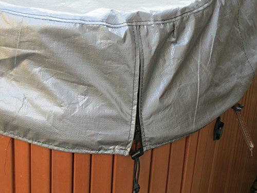 Spa-Hot-Tub-Cover-Cap-SunShield-78-x-78-Viking-LBI-Hotspring-Protector-Video-0-1