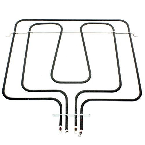 Spares2go-Dual-Grill-Element-For-Diplomat-Oven-Cooker-2500W-0
