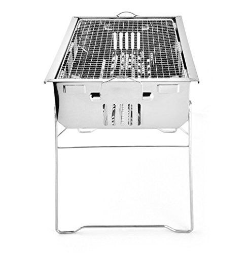 Stainless-Steel-Grill-Outdoor-Folding-BBQ-Grill-Carbon-Grill-0-0