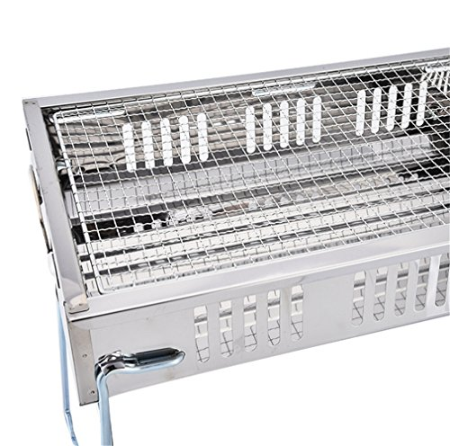 Stainless-Steel-Grill-Outdoor-Folding-BBQ-Grill-Carbon-Grill-0-2