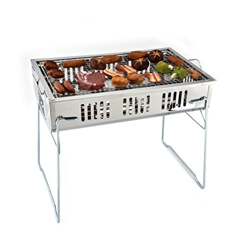 Stainless-Steel-Grill-Outdoor-Folding-BBQ-Grill-Carbon-Grill-0