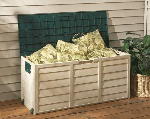 Starplast-Deck-Box-60-Gallon-BeigeGreen-0-0
