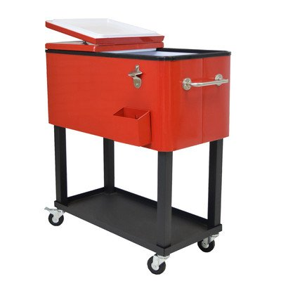 Steel-80qt-Patio-Cooler-with-Cart-0