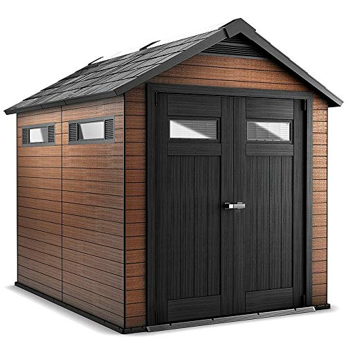 Storage-Containers-Outside-Shed-Outdoor-With-Floor-Lockable-Like-Wood-Resin-All-Weather-Recyclable-Durable-Stainless-Steel-Double-Door-Cabinet-Storage-Patio-Garden-Yard-Poolside-And-eBook-By-NAKSHOP-0