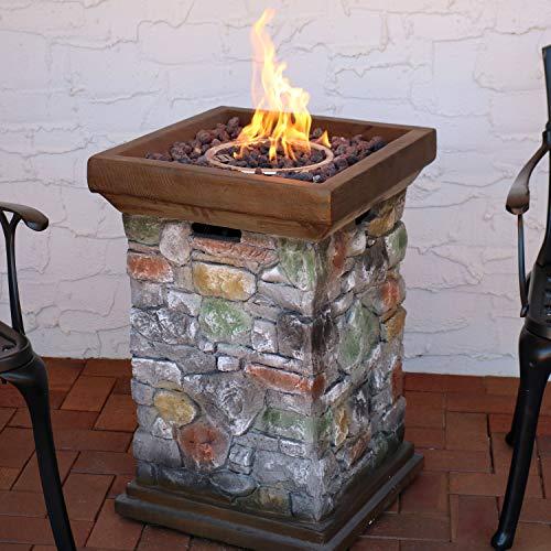 Sunnydaze-Outdoor-30-Inch-Tall-Cast-Rock-Column-Design-Propane-Gas-Fire-Pit-0-0