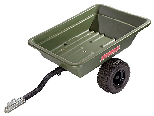 Swisher-12008A-20-Cubic-Foot-Multi-Purpose-1000-Pound-Capacity-Poly-Dump-Trailer-0-0