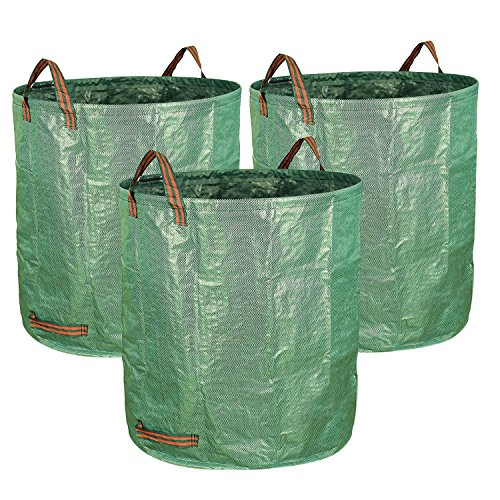 Sysrion-3-Pack-72-Gallons-Garden-Waste-Bags-Collapsible-Reusable-Yard-Container-0