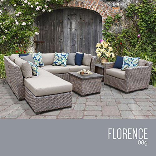 TK-Classics-Florence-08g-8-Piece-Outdoor-Wicker-Patio-Furniture-Set-0-0