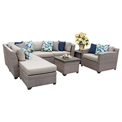 TK-Classics-Florence-08g-8-Piece-Outdoor-Wicker-Patio-Furniture-Set-0