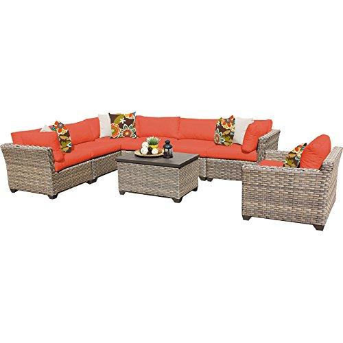TK-Classics-MONTEREY-08b-GREY-Monterey-8-Piece-Outdoor-Wicker-Patio-Furniture-Set-0