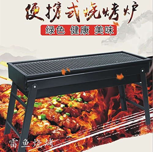 TYWJ-Drawer-Portable-Charcoal-GrillHome-Garden-Barbecue-Cookouts-Bbq-For-Camping-Hiking-Grill-0