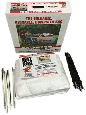 The-BullBag-Portable-Foldable-Reusable-Construction-Dumpster-and-Trash-Bag-0-0