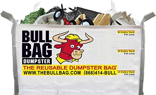 The-BullBag-Portable-Foldable-Reusable-Construction-Dumpster-and-Trash-Bag-0
