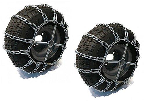 The-ROP-Shop-2-Link-TIRE-Chains-TENSIONERS-23x105x12-for-Polaris-UTV-ATV-4-Wheeler-Quad-0