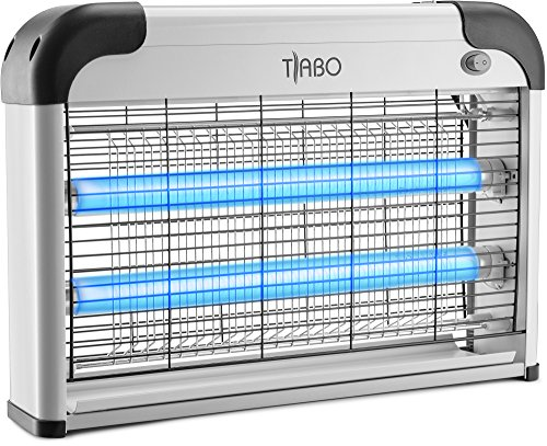 Tiabo-Bug-Zapper-Indoor-Insect-Killer-Electronics-Mosquito-Fly-Bug-or-Any-Pest-Killer-Zapper-20W-Bulbs-for-Indoor-Use-0