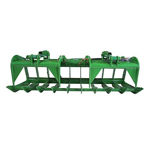 Titan-84-Root-Grapple-Bucket-Attachment-fits-Global-Euro-John-Deere-Loaders-0-0