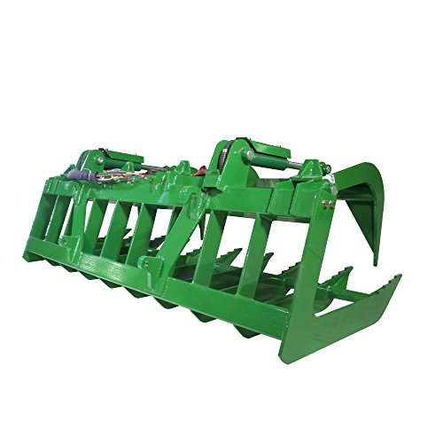 Titan-84-Root-Grapple-Bucket-Attachment-fits-Global-Euro-John-Deere-Loaders-0-1