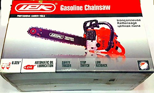 Toolscentre-Lek-22-Guide-Bar-2400-Watt-Fuel-Chainsaw-58CC-0-1