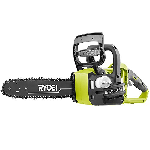 Toucan-City-Ryobi-12-in-18-Volt-Brushless-Lithium-Ion-Electric-Cordless-Chainsaw-Battery-and-Charger-Not-Included-P548A-and-Nitrile-Dip-Gloves5-Pack-0-2