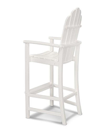 Trex-Outdoor-Furniture-Cape-Cod-Adirondack-Bar-Chair-in-Classic-White-0-0