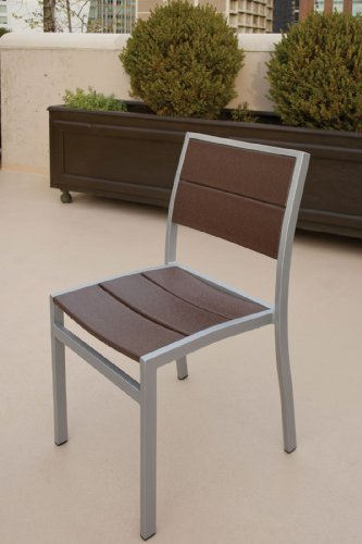 Trex-Outdoor-Furniture-TXS124-1-11VL-Surf-City-6-Piece-Dining-Set-Textured-SilverVintage-Lantern-0-1