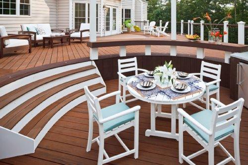 Trex-Outdoor-Furniture-by-Polywood-5-Piece-Monterey-Bay-Dining-Set-Vintage-Lantern-0-2