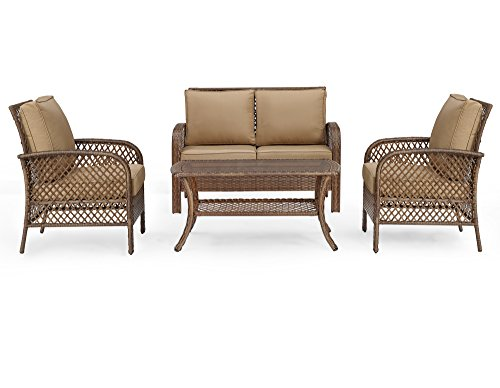 Ulax-furniture-4-Piece-Outdoor-Patio-Deep-Seating-Group-with-Cushion-Rattan-Wicker-Furniture-Sofa-Set-0