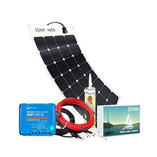 Unlimited-Solar-Sevan-PRO-100-Watt-12-Volt-MPPT-Marine-Flexible-Solar-Charging-System-0