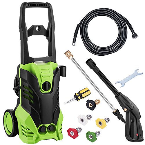 Upmik-1800W-2200PSI-17GPM-Electric-High-Pressure-Washer-Cleaner-Machine-0-0