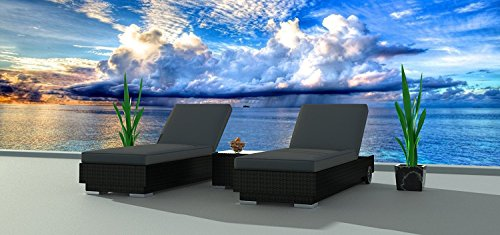 UrbanFurnishing-Black-Series-Modern-Outdoor-Backyard-Wicker-Rattan-Patio-Furniture-Sofa-Sectional-Couch-Set-0-1
