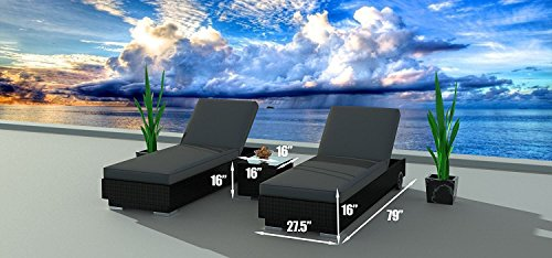 UrbanFurnishing-Black-Series-Modern-Outdoor-Backyard-Wicker-Rattan-Patio-Furniture-Sofa-Sectional-Couch-Set-0-2