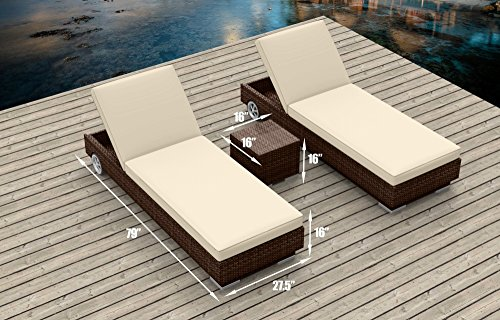 UrbanFurnishing-Brown-Series-Modern-Outdoor-Backyard-Wicker-Rattan-Patio-Furniture-Sofa-Sectional-Couch-Set-0-2