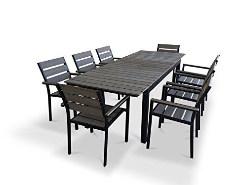UrbanFurnishingnet-9-Piece-Eco-Wood-Extendable-Outdoor-Patio-Dining-Set-0-1