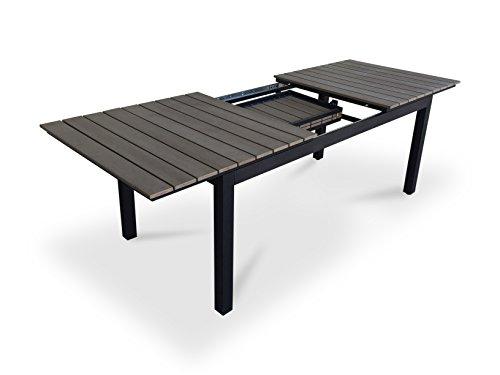 UrbanFurnishingnet-9-Piece-Eco-Wood-Extendable-Outdoor-Patio-Dining-Set-0-2