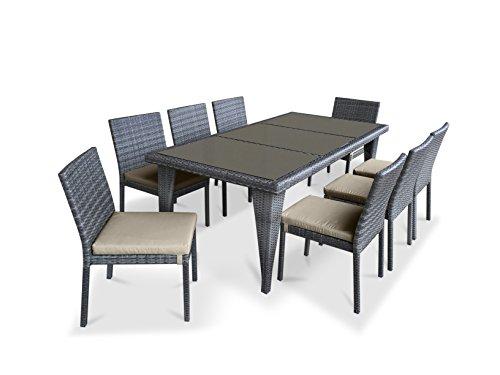 UrbanFurnishingnet-9-Piece-Wicker-Outdoor-Patio-Dining-Set-0