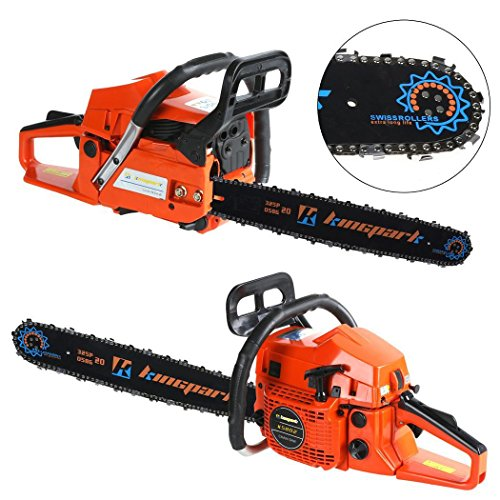 Utheing-58cc-34HP-Petrol-20-Chain-Saw-for-Saw-Blade-Garden-Yard-Outdoor-Use-Cutting-Wood-with-Bar-Cover-Tool-Kit-and-Fuel-Mixing-Bottle-0-2
