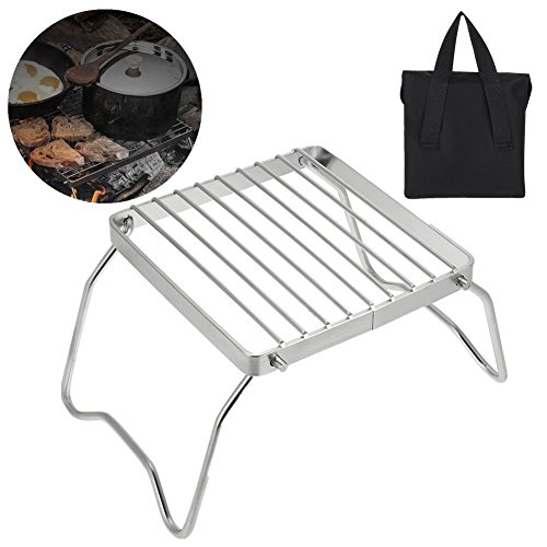 VGEBY-Barbecue-Grill-Portable-Foldable-Lightweight-Charcoal-Grill-for-Camping-Hiking-Picnic-0