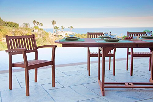 VIFAH-V1080-Set-of-4-Stacking-Dining-Chairs-Natural-Wood-Finish-227-by-22-by-329-Inch-0-0