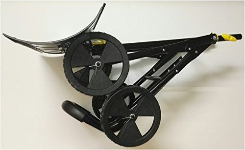 Variety-To-Go-Snow-Shovel-with-Wheels-Adjustable-Wheeled-Snow-Pusher-Heavy-Duty-Rolling-Snow-Plow-Shovels-with-8-Wheels-Efficient-Snow-Plow-Snow-Removal-Tool-0-2