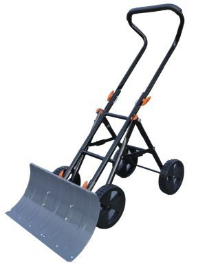 Variety-To-Go-Snow-Shovel-with-Wheels-Adjustable-Wheeled-Snow-Pusher-Heavy-Duty-Rolling-Snow-Plow-Shovels-with-8-Wheels-Efficient-Snow-Plow-Snow-Removal-Tool-0