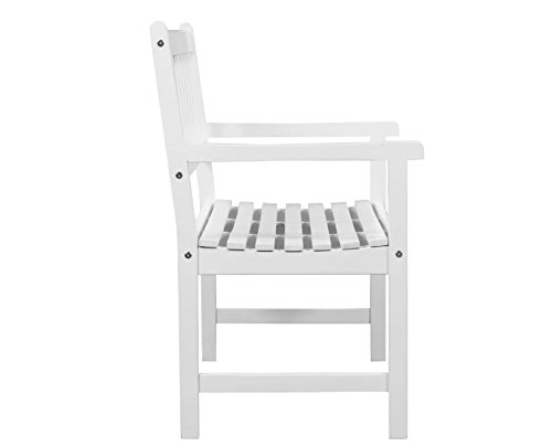 Vida-Outdoor-Patio-Garden-Bench-from-Solid-Acacia-Wood-in-White-Finish-472x228x354-Backyard-Deck-Furniture-0-1