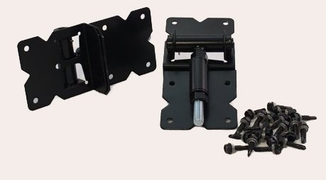 Vinyl-Gate-Hardware-Kit-Black-0-1