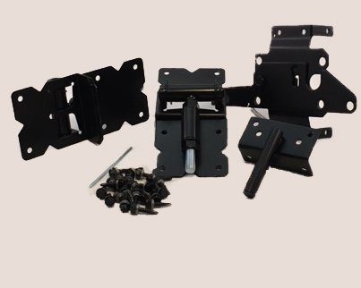 Vinyl-Gate-Hardware-Kit-Black-0