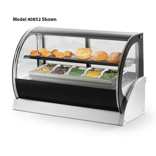 Vollrath-40853-48-inches-Curved-Glass-Refrigerated-Display-Cabinet-0