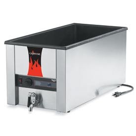 Vollrath-72051-Cayenne-Heat-N-Serve-43-Food-Warmer-w-Drain-0