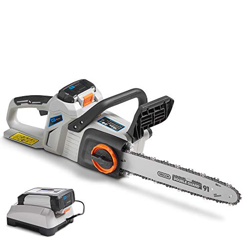 VonHaus-14-Inch-40V-Max-Cordless-Chainsaw-Brushless-Motor-Auto-Tension-Kickback-Handle-40Ah-Lithium-Ion-Battery-Charger-Kit-Included-0