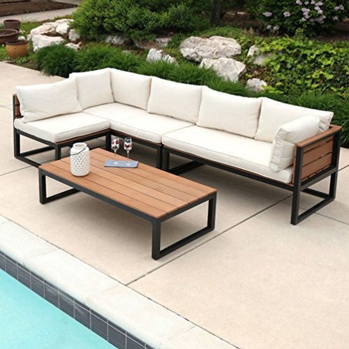 WE-Furniture-All-Weather-4-Piece-Patio-Conversation-Set-Grey-0