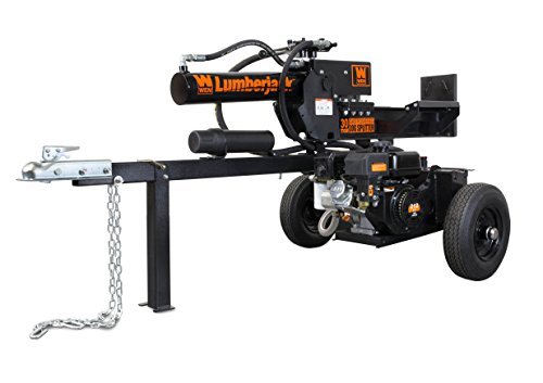WEN-56230-Lumberjack-30-Ton-Gas-Powered-Log-Splitter-0