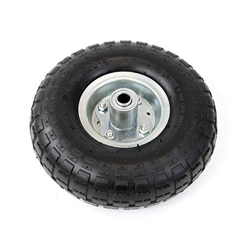 WShop-2pcs-Tires-Set-10-in-Air-Pneumatic-Wheel-Tires-Handtruck-Garden-Cart-Wagon-Dump-122-0-2